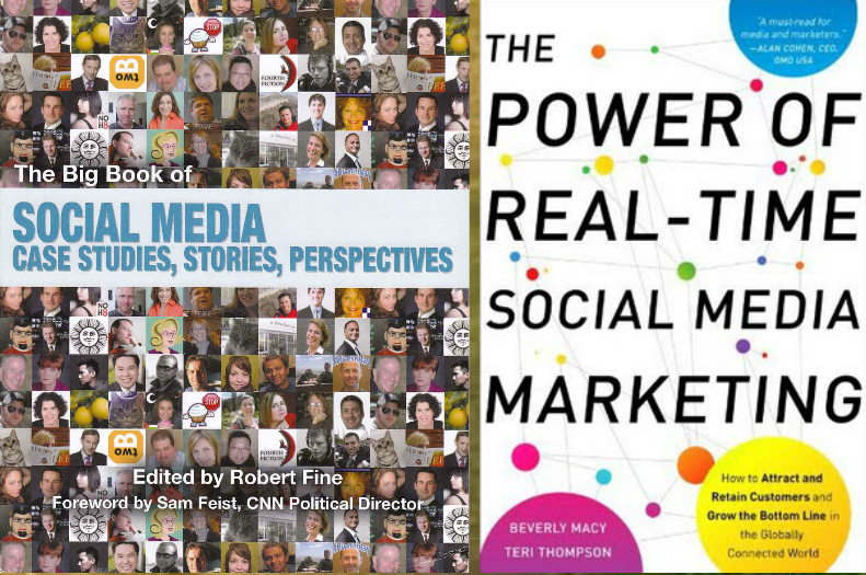 Two books feature Ted Nguyen's award-winning work in social media and digital engagement.