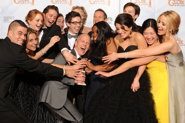 """The Social Network"" was a clear winner during the Golden Globe awards."