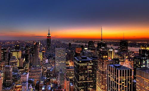 new york city skyline outline. new york city skyline. HiRez