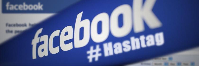 Me parece perverso facebook-hashtag Facebook copia los Hashtags de Twitter